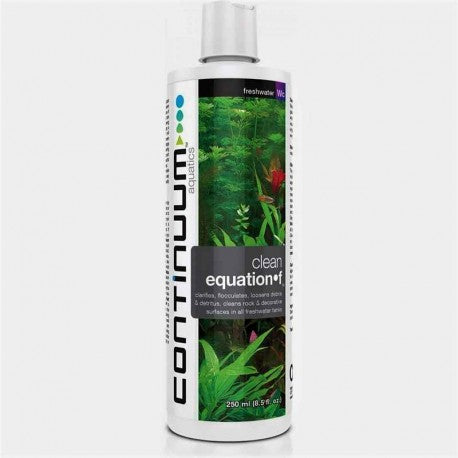 CONTINUUM CLEAN EQUATION M ANTIALGHE ACQUA MARINA 250ml