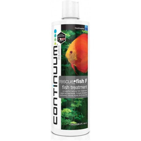 CONTINUUM RESCUE FISH F CURATIVO PER ACQUA DOLCE 250ml