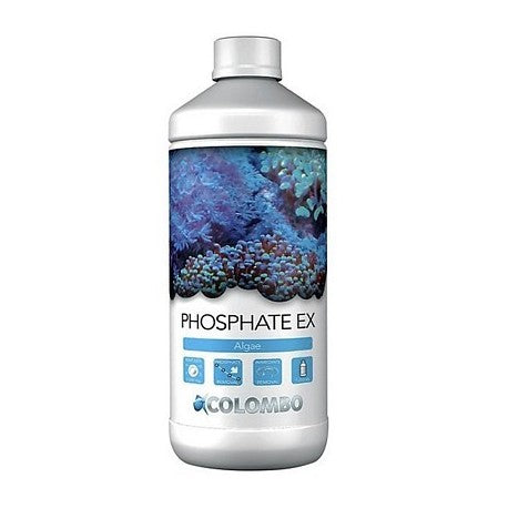 Colombo PHOSPHATE EX anti-fosfati per acquario marino 500 ml