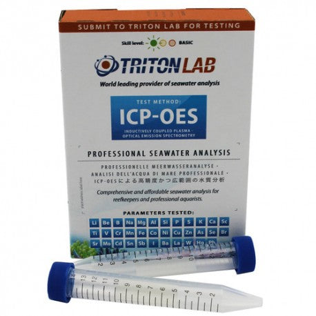 TRITON TEST Professional Water Analysis ICP-OES