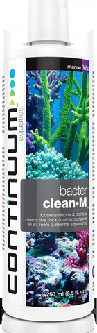 CONTINUUM BACTER CLEAN  M ANTIALGHE ACQUA MARINA 250ml