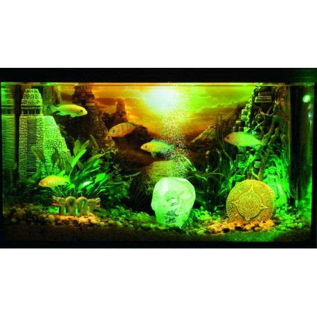 decorazione per acquario lost civilization kit