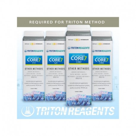 TRITON CORE 7 OTHER METODS REEF SUPPLEMENTS