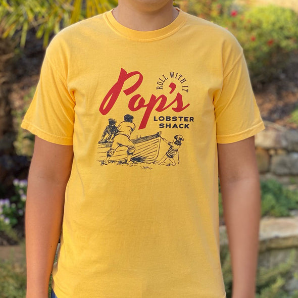 Pop's Lobster Shack T-Shirt