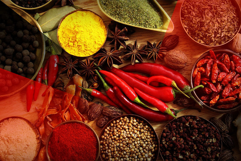 Buy Herbs & Spices Online to Give an Authentic Taste to Your Dishes