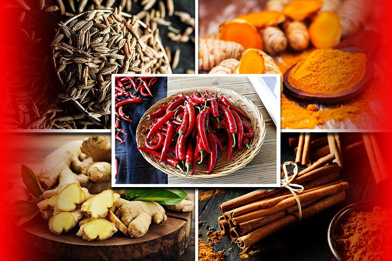The 5 Most Essential Herbs & Spices Used in Asian Cuisine