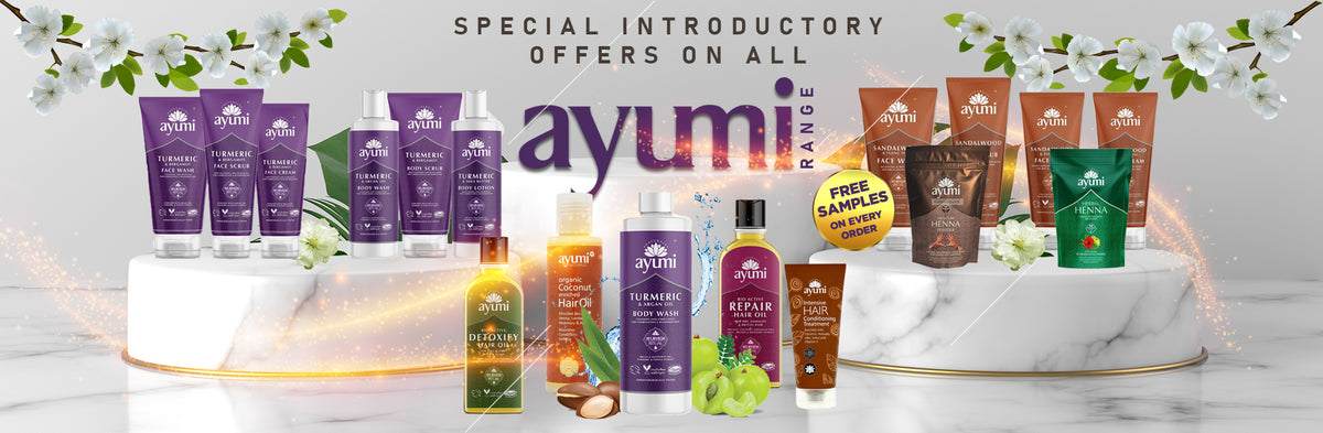 Ayumi Healthcare and Beauty Products