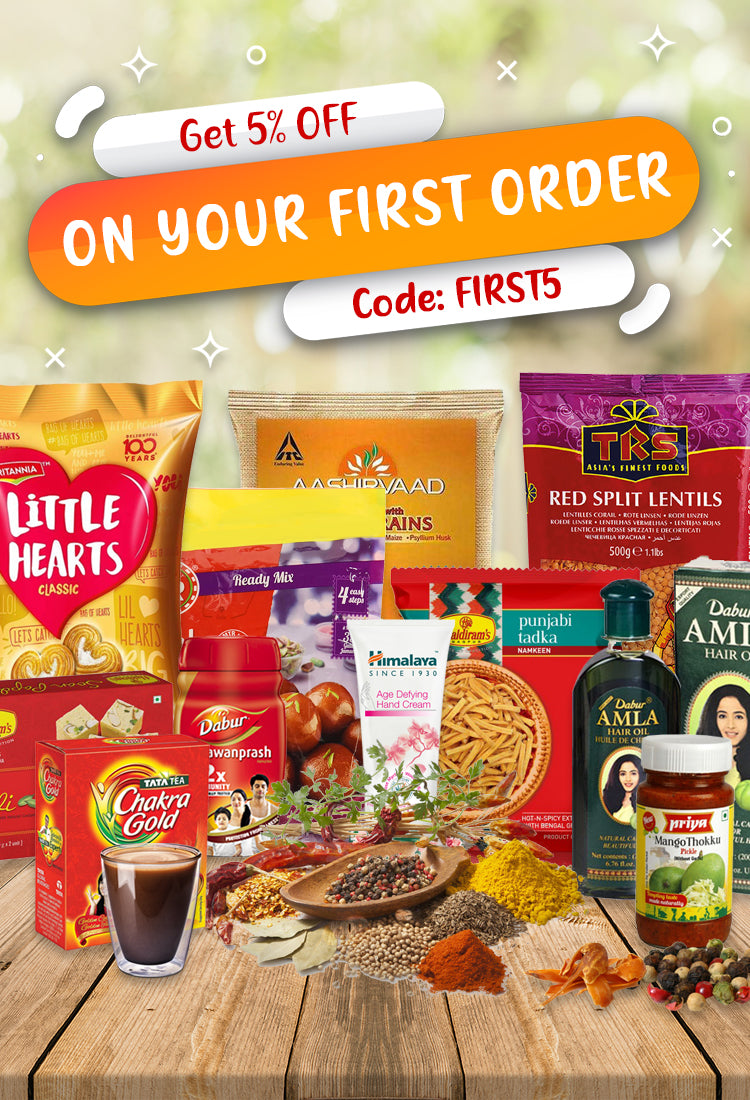 Indian Grocery Shop Online