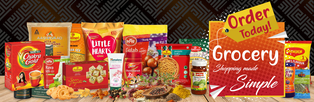 Online Indian Grocery Store UK