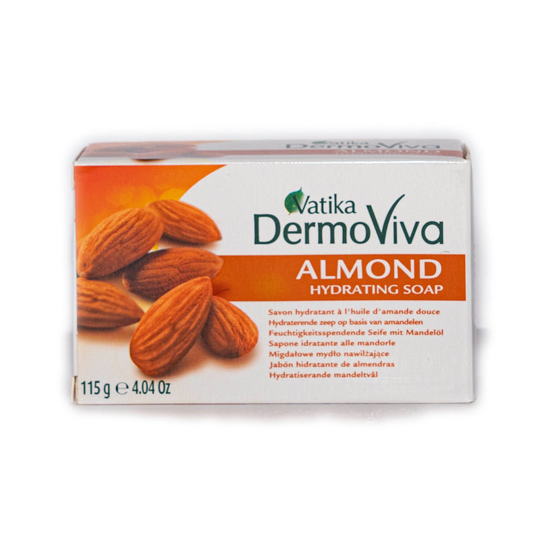 Vatika Dv Almonds Soap