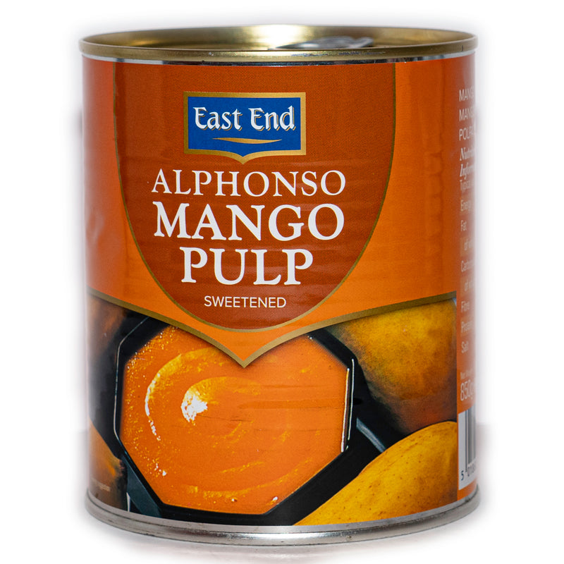 East End Alphonso Mango Pulp Tin