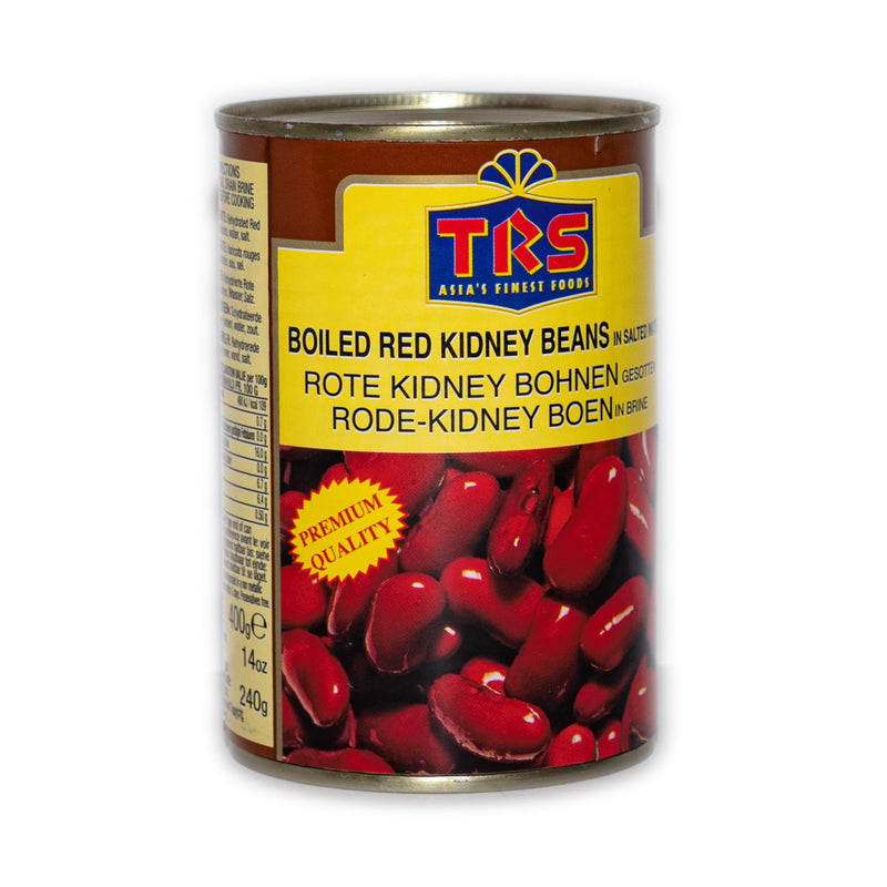 TRS Canned Red Kidney Beans