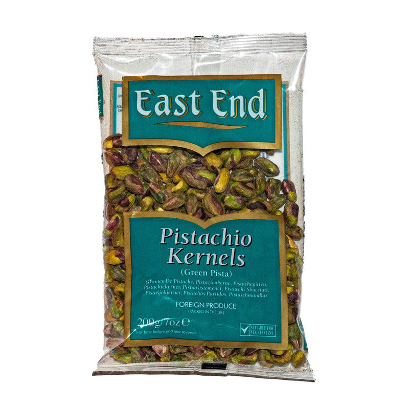 East End Pistachio Kernals (Green)