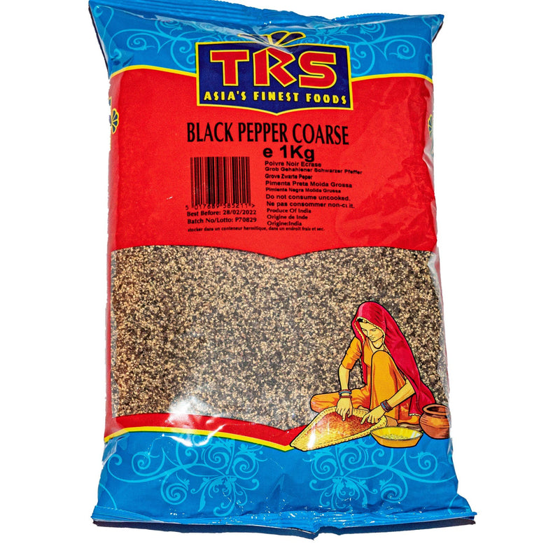 TRS Black Pepper Coarse
