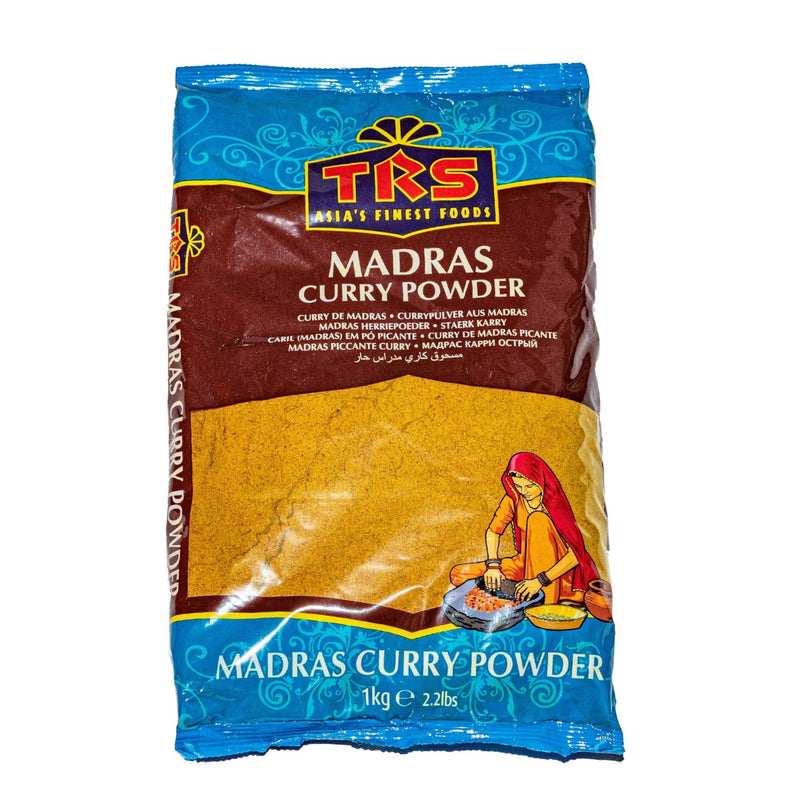 TRS Madras Curry Powder Hot