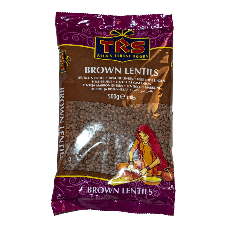 TRS Whole Brown Lentils (Masoor Dal)