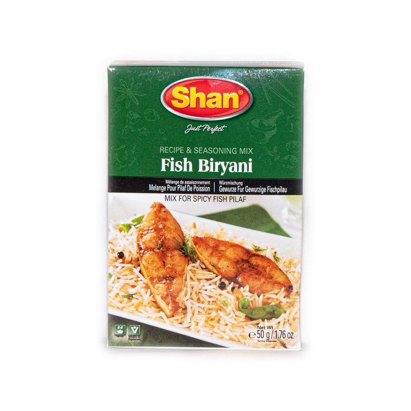 Shan Fish Biryani Mix