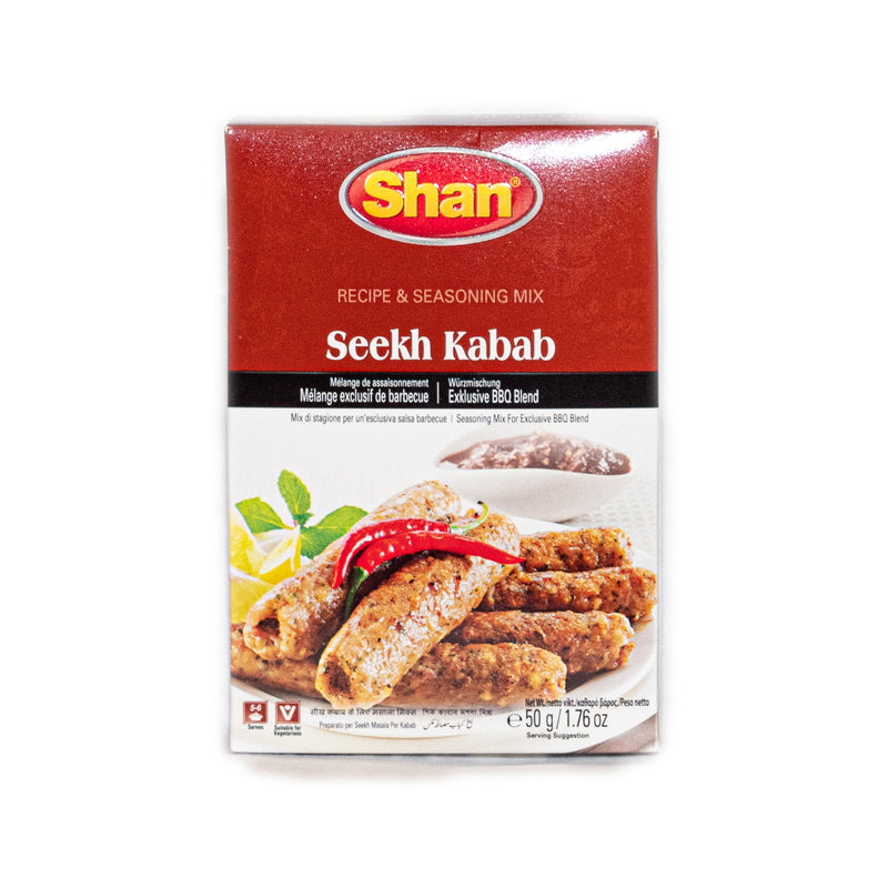 Shan Seekh Kebab BBQ Mix