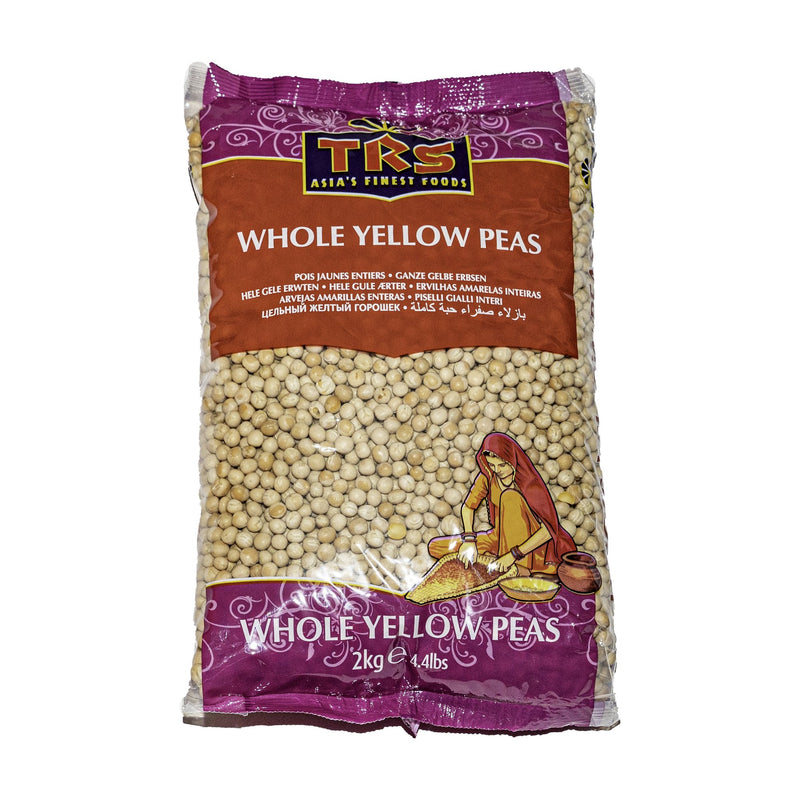 TRS Whole Yellow Peas