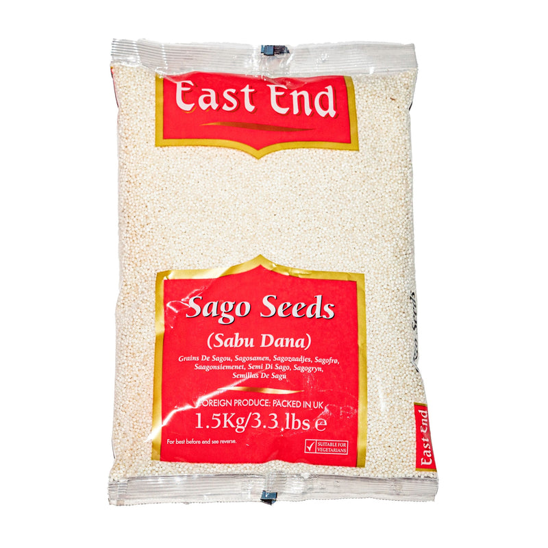 East End Sago Seeds Small