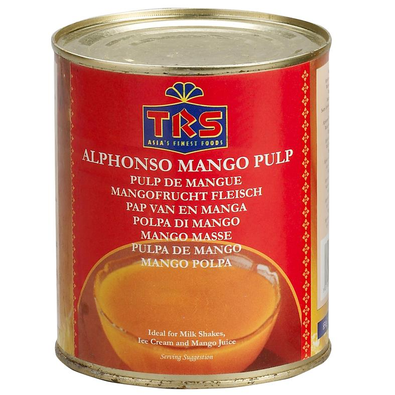 TRS Canned Mango Pulp