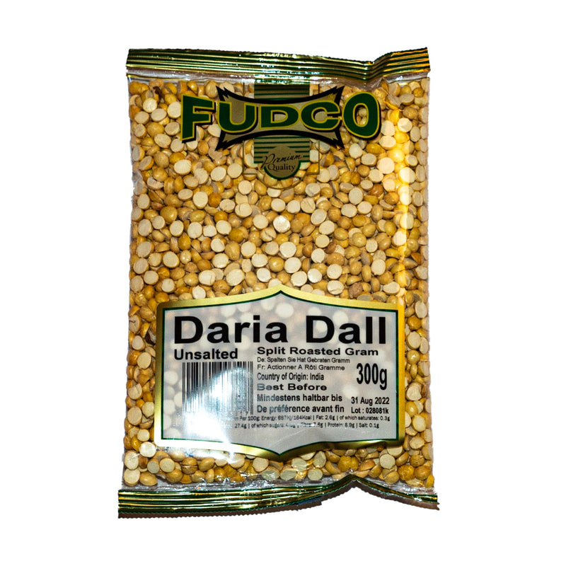Fudco Daria Dall Split Roasted Gram / Fried Gram / Putnala Pappu