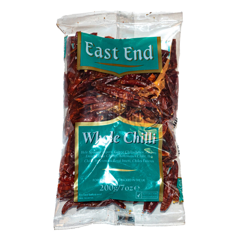 East End Red Chilli Whole Long