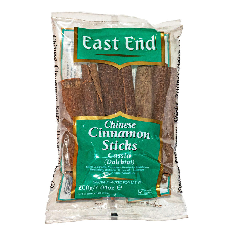 East End Cinnamon (Dalchini) Stick