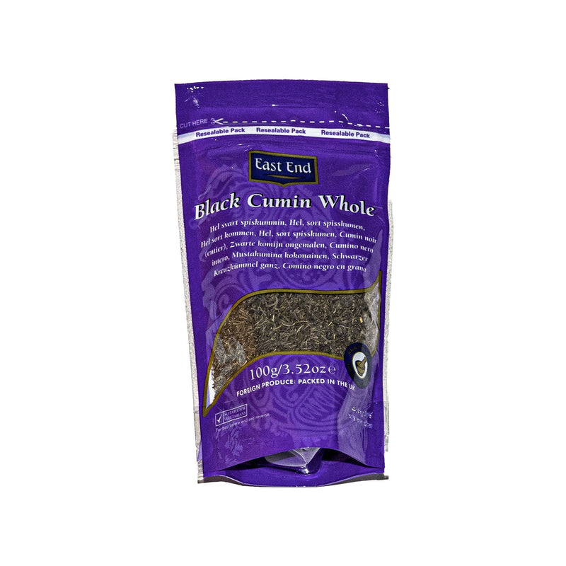 East End Cumin Black Whole (Kala Jeera) Zip