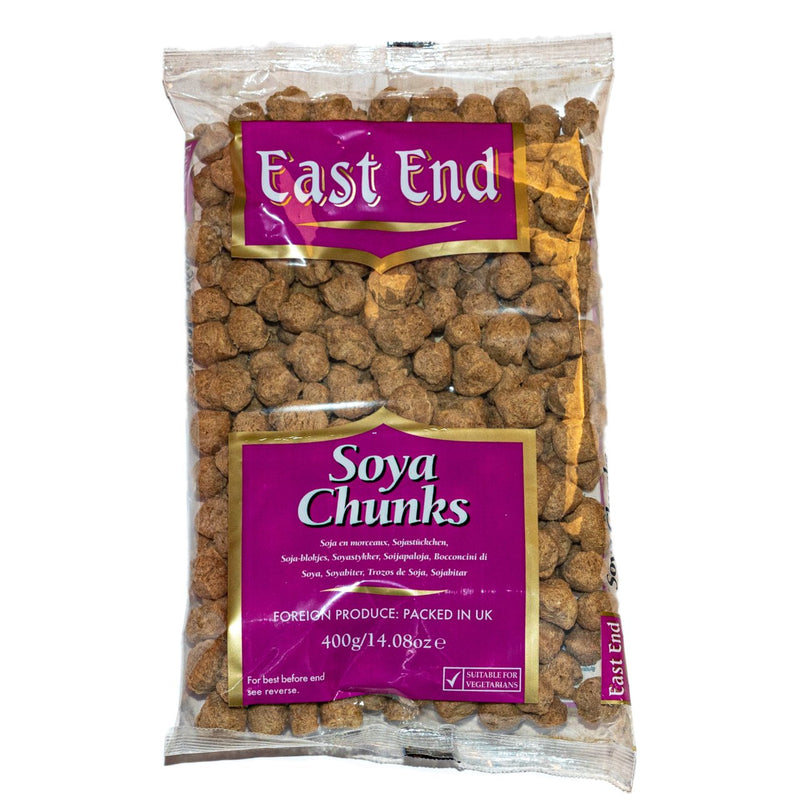 East End Soya Chunks (Warian)
