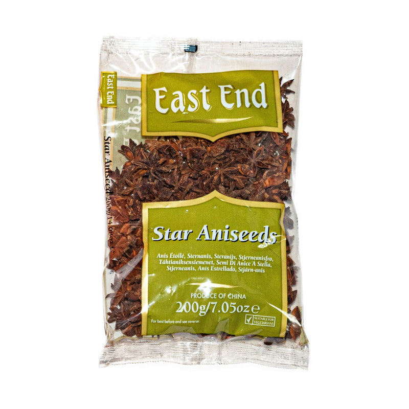 East End Star Aniseeds