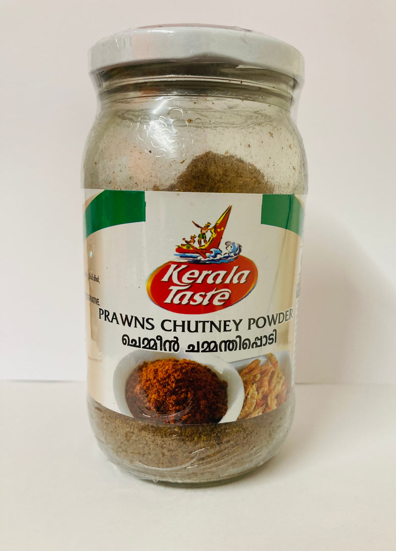 Kerala Taste Prawn Chutney Powder