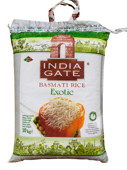 India Gate Exotic Basmati Rice