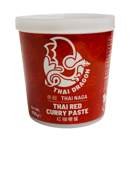 Dragon Thai Red Curry Paste