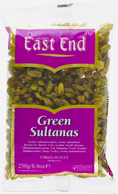 East End Green Sultana