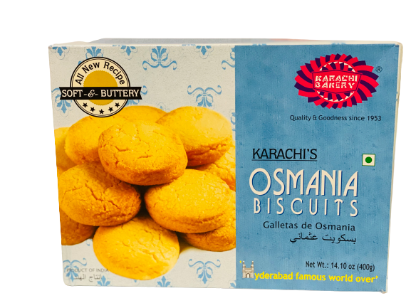 Karachi OSMANIA Biscuits