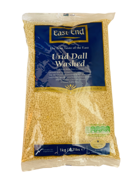 East End Urid Dal Washed