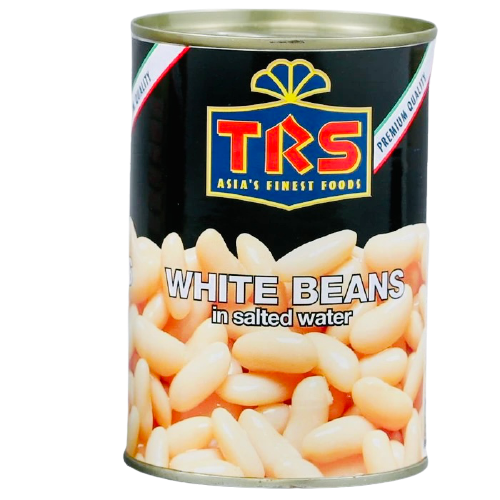 TRS Canned Boiled White Beans