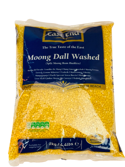 East End Moong Dal Washed