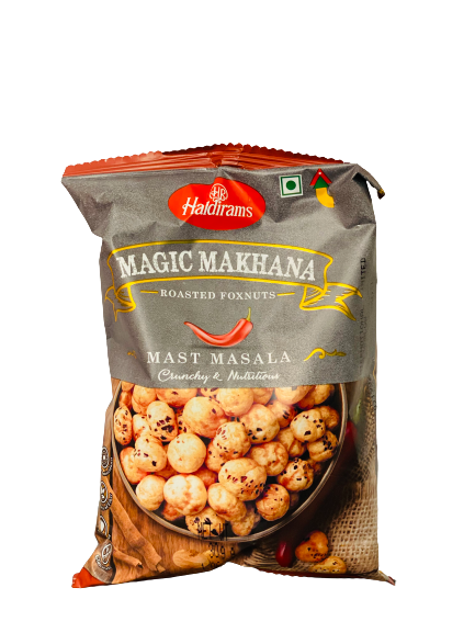 Haldiram Magic Makhana Roasted Foxnuts