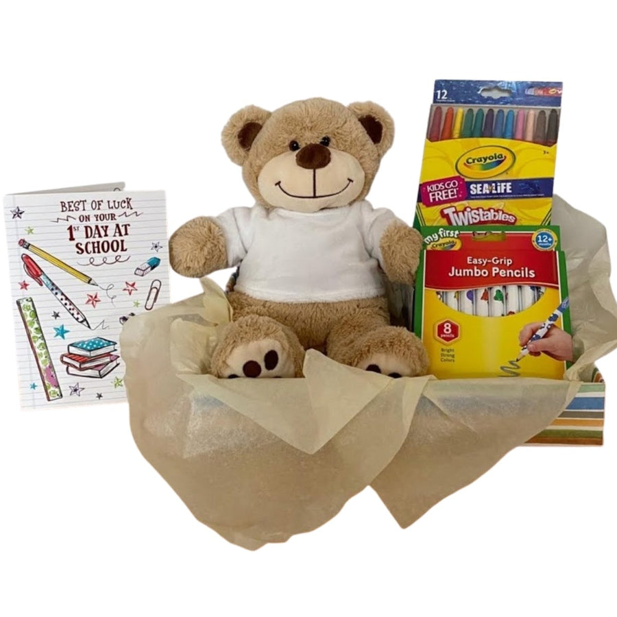 First Day At School - Personalised Hamper