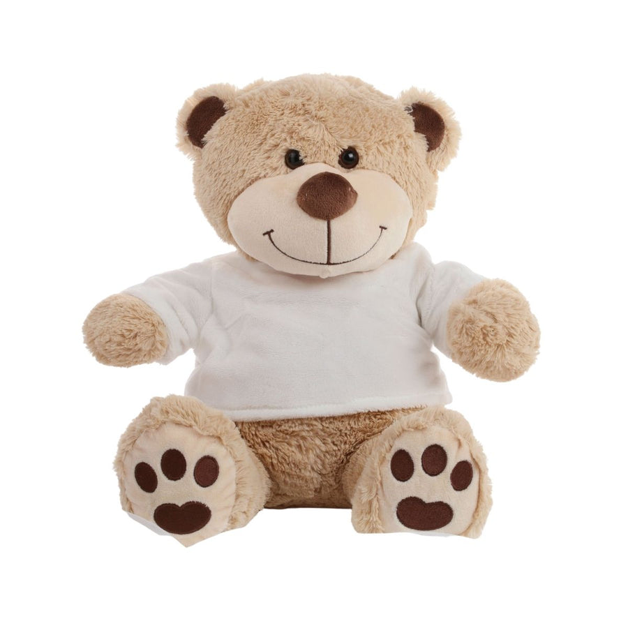 First Day At School Personalised Teddy