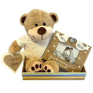 Mr & Mrs Personalised Gift Hamper
