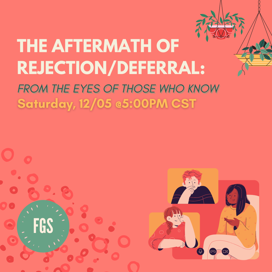 The Aftermath of Rejection/Deferral