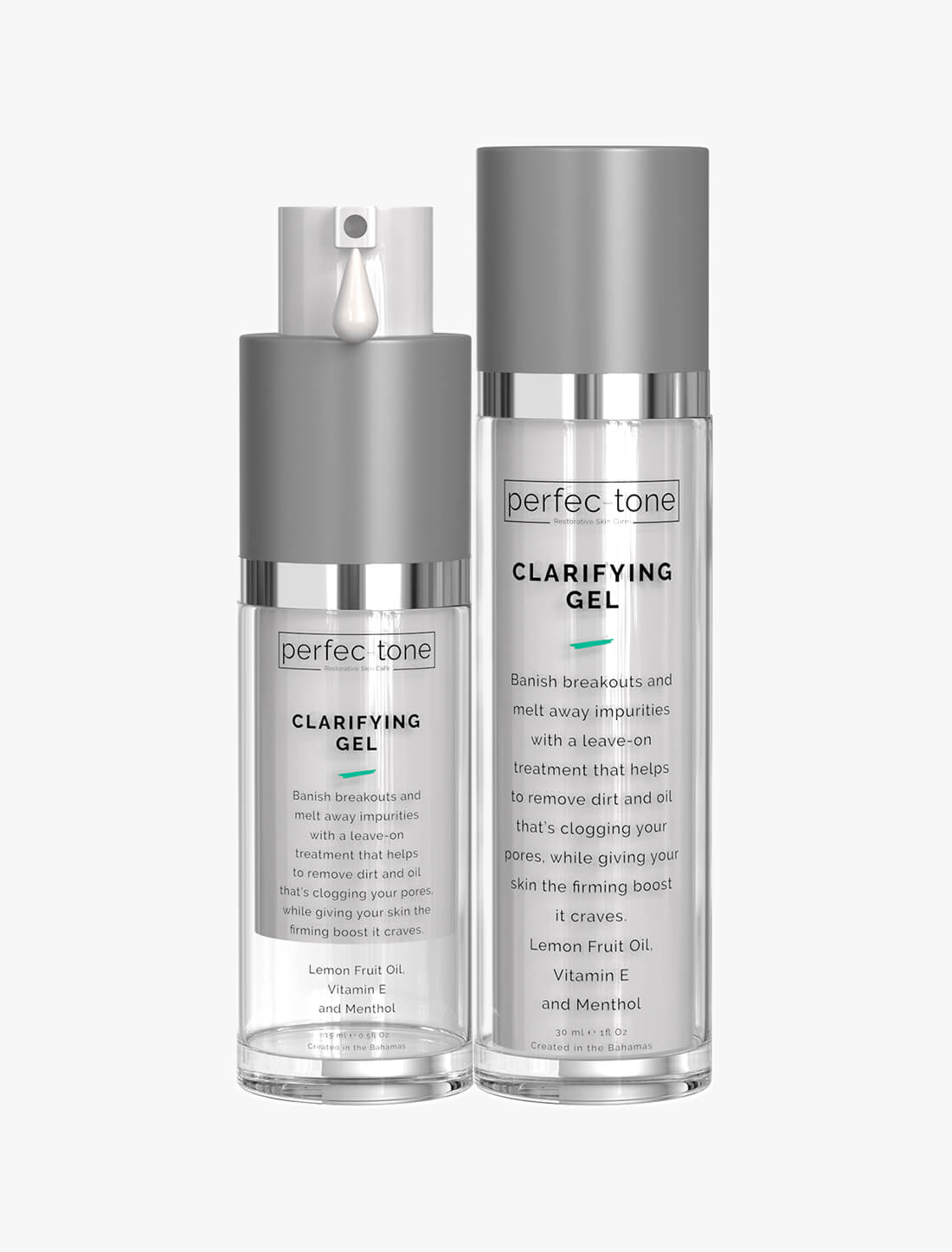 Clarifying Gel With Lactic Acid & Vitamin E