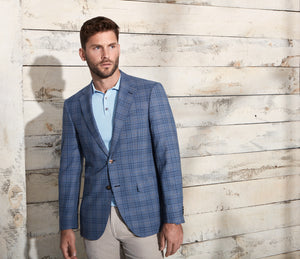 Italian Luxury Sports Jackets