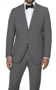 Pearl Grey Abito Jacket