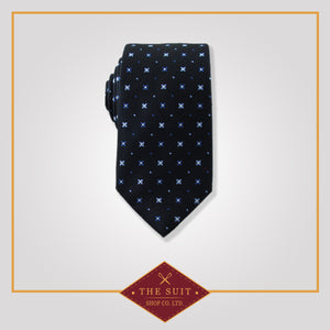 Mirage Patterned Tie