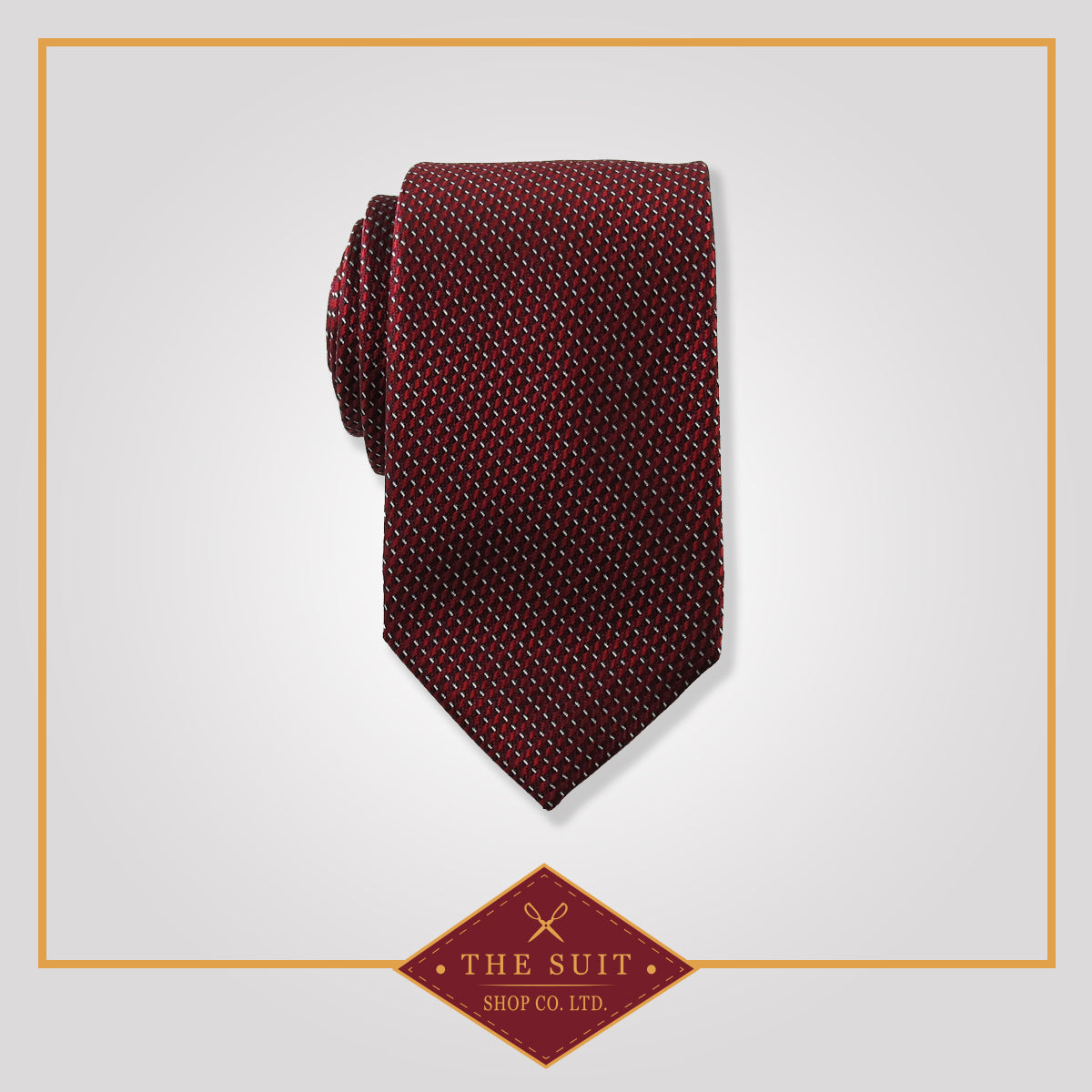 Buccaneer Patterned Tie