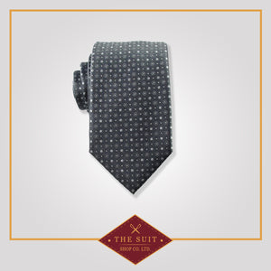 Chicago Patterned Tie